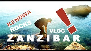 ZANZIBAR - KENDWA ROCKS BEACH ROAD TRIP IN TANZANIA TRAVEL VLOG