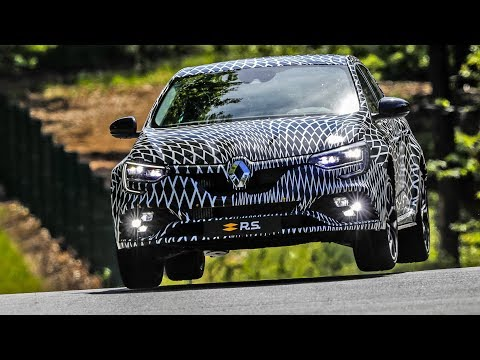 Renault Mégane RS (2018) Development [YOUCAR]