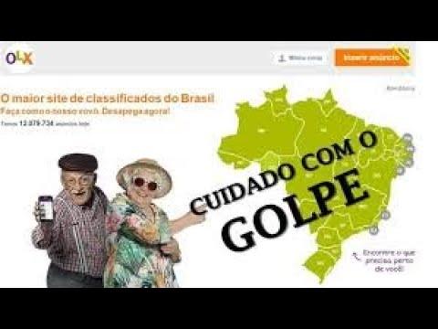 MUITO CUIDADO COM OS GOLPES DO SITE OLX