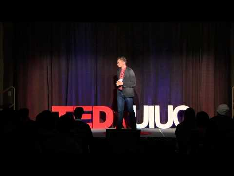Balancing college and starting a business | Kevin Lehtiniitty | TEDxUIUC