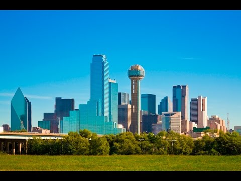 Dallas is a major city in the state of Texas ,  oil and cotton industries, Forth Worth
