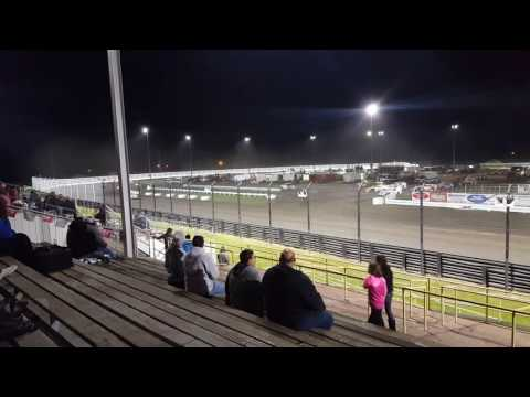 Southern Iowa Speedway hobby stock feature fall challenge 10/07/16