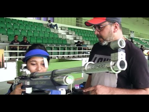 Mehuli Ghosh: India's next shooting star (WION Sports)