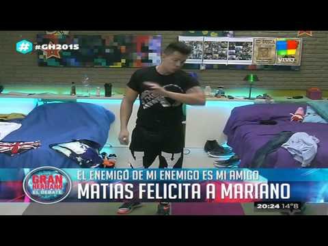 Matías y Mariano: ¿nace otra alianza dentro de la Casa?