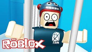 Roblox - Prison Tycoon - CAPTURING DANTDM!!