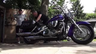 Krótka historia zakupu Hondy VTX 1300