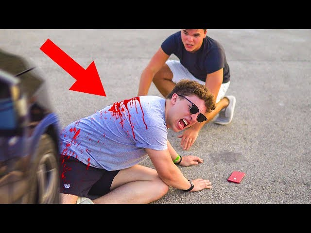 I ALMOST KILLED SLOGOMAN! (Jelly's Driving School)