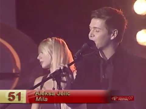 Aleksa Jelic - Mila