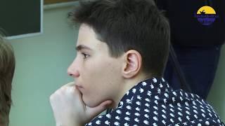 Страницы жизни Дмитрия Сергеевича Лихачёва. Урок в 9 классе Татьянинской школы.