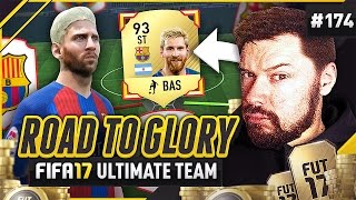 WE GET MESSI! - #FIFA17 Road to Glory! #174 ultimate team