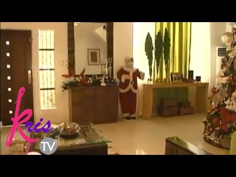 Kris TV: Erik Santos shows off house