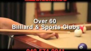 Aaa Triangle Billiard Sales  Costa Mesa, Ca