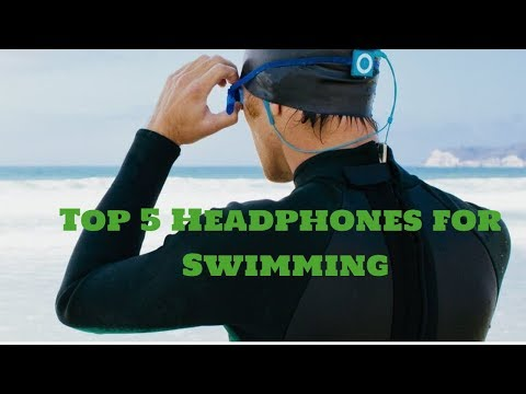 Best headphones for swimming- Top 5 Waterproof headphones