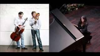 Schumann. Fantasiestücke Op. 88 - II. Humoreske. Lebhaft