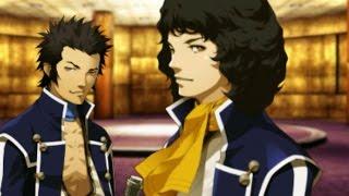 Shin Megami Tensei IV: Apocalypse - Meeting Lucifer and Merkabah