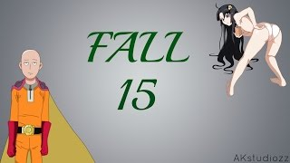 Top 25 Anime Openings of Fall 2015