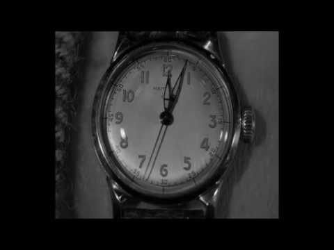 Crime Wave 1954 Watching the Clock