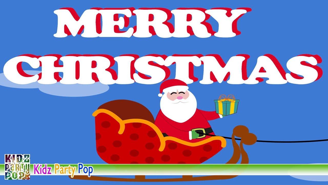 Canzoni Del Natale.Merry Christmas Il Regalo Di Babbo Natale Canzoni Di Natale