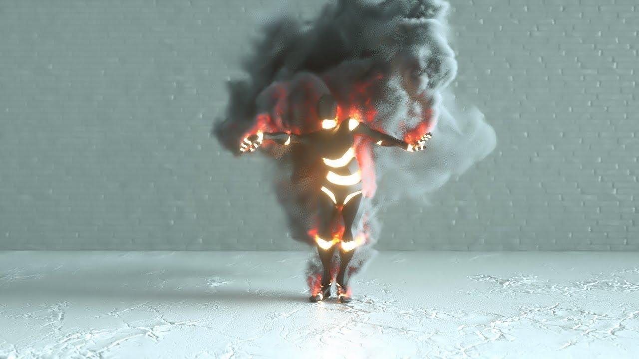 Turbulence FD Fire Dance