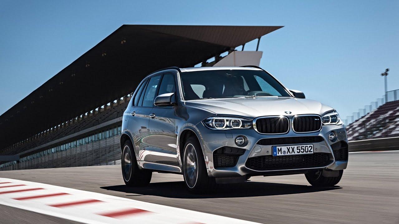 2016 BMW X5 M Interior And Exterior