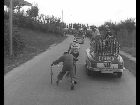 Bartali vince il Giro nel quale perde la vita Serse Coppi (1951)