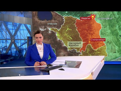 В Нагорном Карабахе в результате подрыва мины ранен российский офицер.