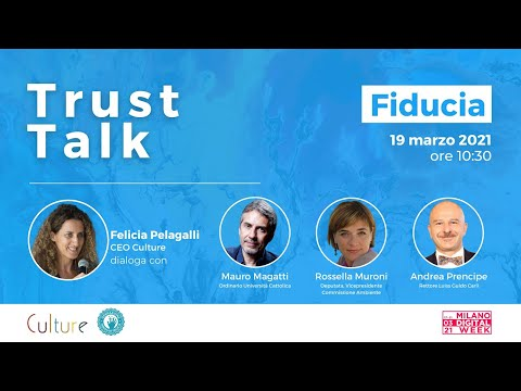 TrustTalk @ MIlano Digital Week | FIDUCIA