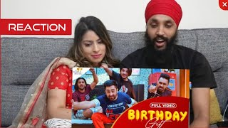 Birthday Gift | Sherry Maan | Mistabaaz | REACTION