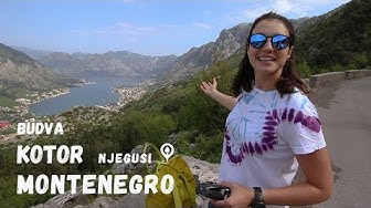 Котор | Будва | Черна гора | Kotor | Budva | Njegusi | Montenegro