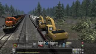 Train Simulator 2017 - [SD40-2 BNSF Heritage] Toil and Trouble - 4K UHD