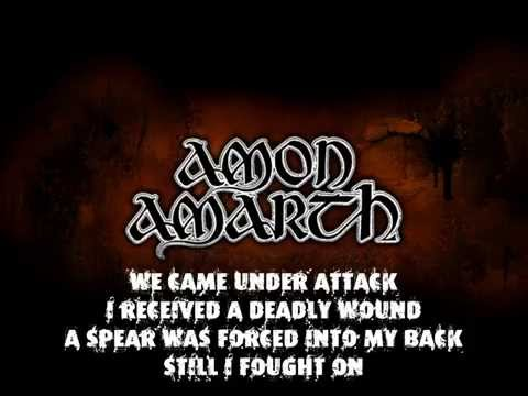 Amon Amarth - Runes to my Memory Lyrics mp3