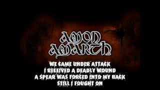 Amon Amarth - Runes to my Memory Lyrics