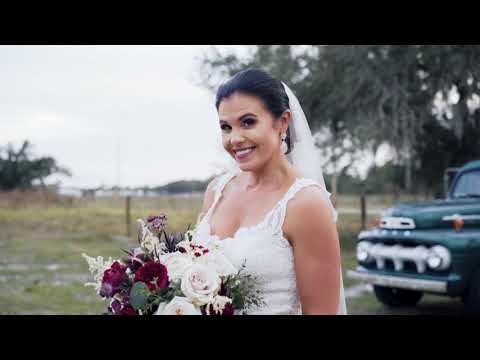 Fort Myers Wedding Videography | Amanda + Ryan Highlights | Pineapple Films