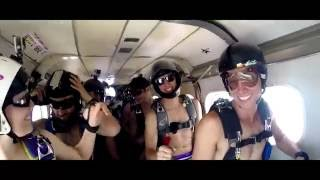 My 100th Skydive - Tribute To Ricky