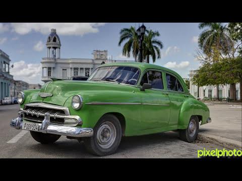 Cuba  Cienfuegos HD .