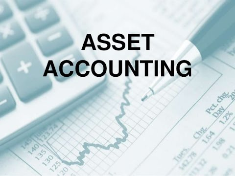 SAP Asset Accounting Tutorial Presentation Material || Asset Accounting