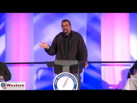 Steven Seagal If The Truth Came Out, Obama Would Be Impeached