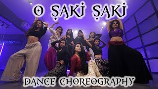 O Saki Saki Dance Choreography | Nora Fatehi | Batla House | Akansha Jayswal | Dance Mantra Academy