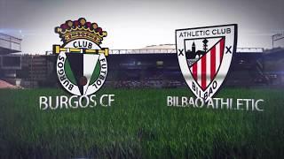 Burgos CF 1 - 1 Athletic Bilbao B