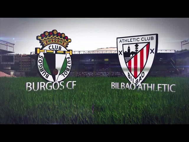 El portero del Burgos despeja... y acaba en gol