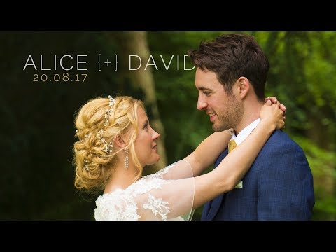 Alice and David | Wedding Video | Eshott Hall, Northumberland