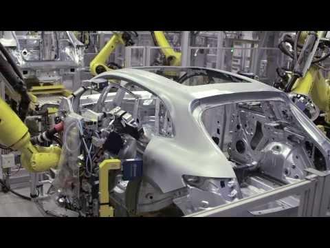 Luxerevue.com : naissance d'un Porsche Macan à l'usine de Leipzig