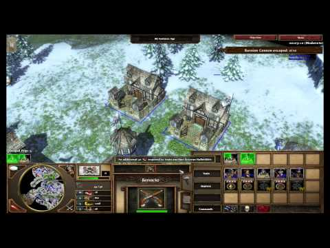 Let's Play Age of Empires 3 Campaign Part 13 - Act II Ice
