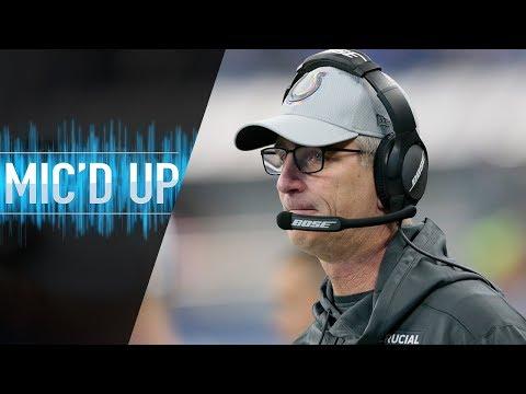 "Frank Reich Mic'd Up vs. Bills ""I Would Have Body-Slammed You"" | NFL Films"