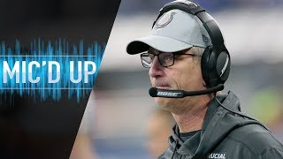 Frank Reich Mic'd Up vs. Bills