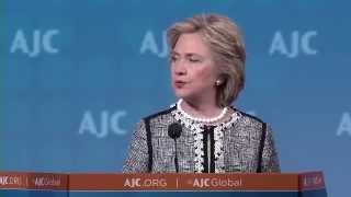 The Honorable Hillary Clinton, Former U.S. Secretary of State