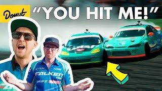 Matt Hits Odi! Formula Drift Orlando | Frenemies EP2