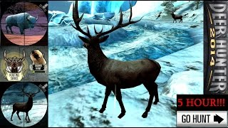 Deer Hunter 5 Hour Hunt 5:00:00