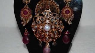 Imitation Jewellery Pendant Sets.wmv Thumbnail