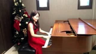 クリスマス曲メドレー☆ピアノ Christmas songs by Piano
